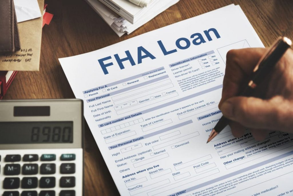 Federal Housing Administration Loan.