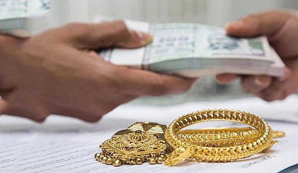 Money Exchanging Over Jewels.