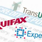 An Image Representing Equifax, Transunion & Experian.