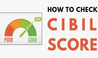 Cibil Score Indicator That Showing Good Score Representing The Method of Checking Cibil Score Value.